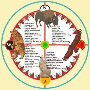 rueda medicinal animales